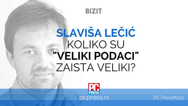 SAP Big Data Slaviša Lečić
