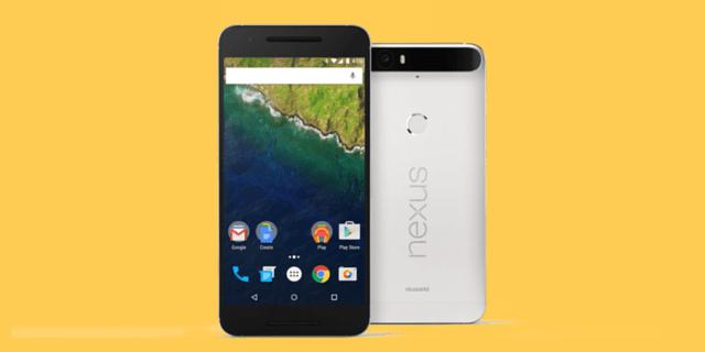 Huawei Nexus 6P pcpress