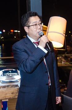 Jack Wei, generalni direktor kompanije Huawei u Srbiji