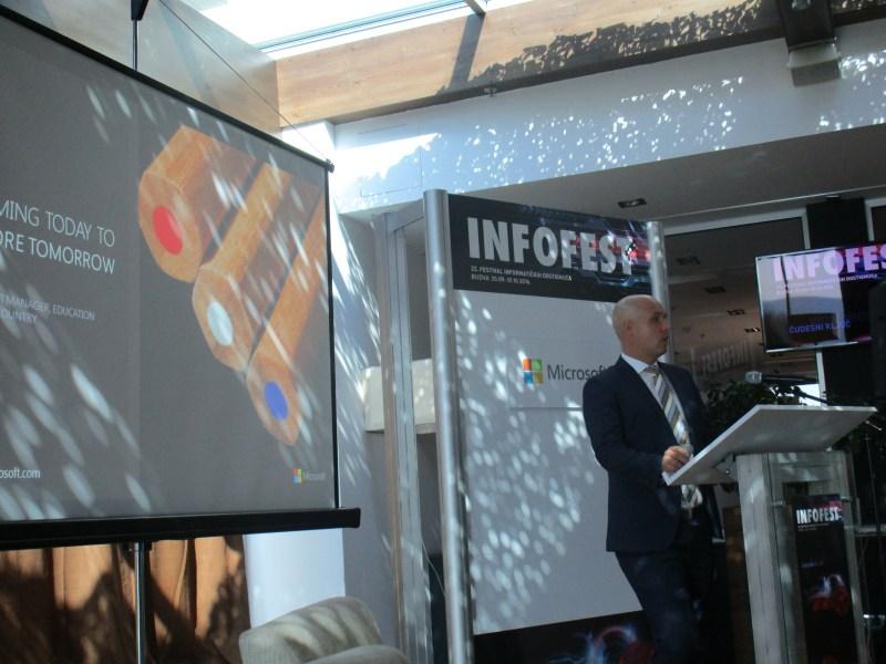 Danijel Bacelić govori o obrazovanju u digitalnoj eri