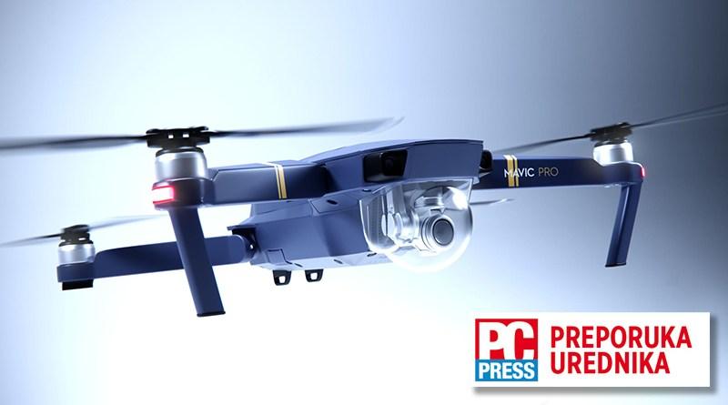 10 najboljih gadgeta 2017. dji mavic pro dron quad