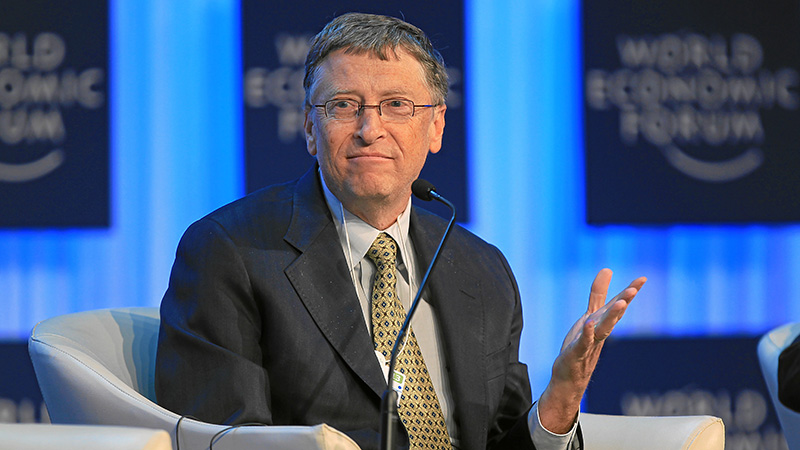 Bill Gates Microsoft kriptovalute