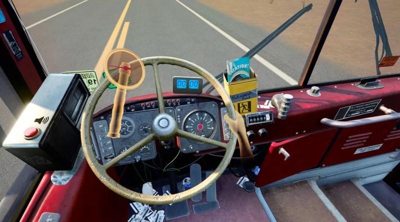 Desert Bus 2 VR najdosadnija igrica video-igra