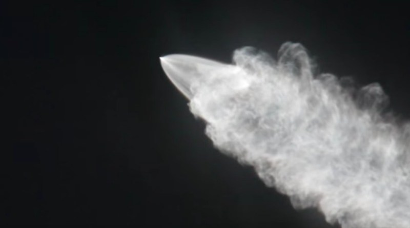spacex falcon 9 lansiranje
