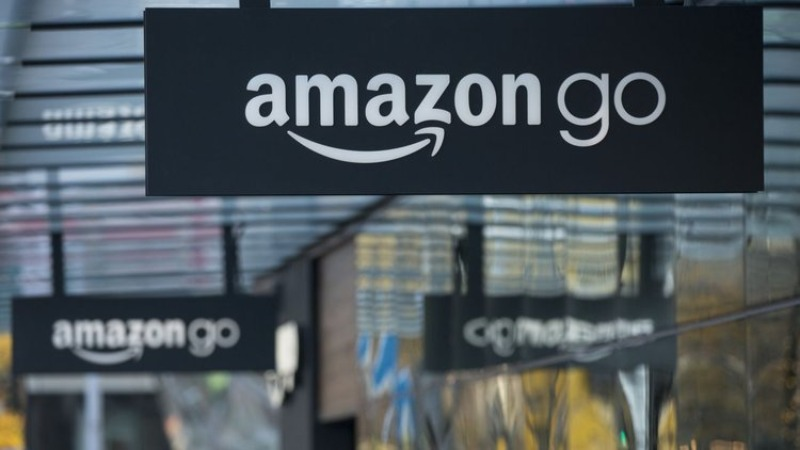 Amazon go prodavnica