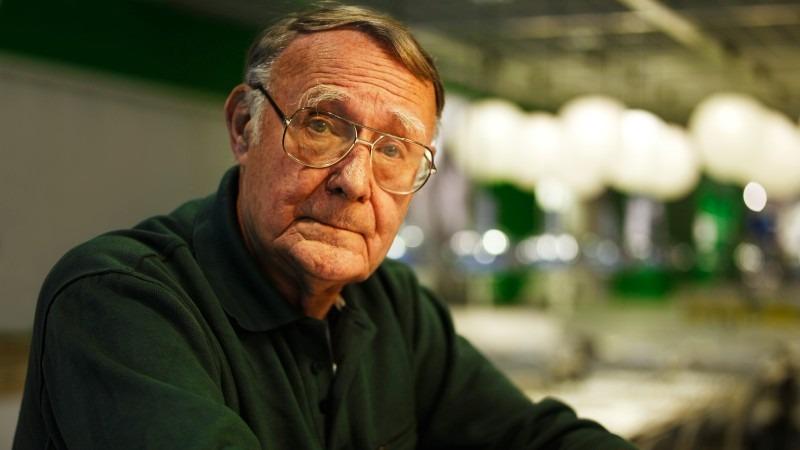 Preminuo Ingvar Kamprad, osnivač kompanije IKEA
