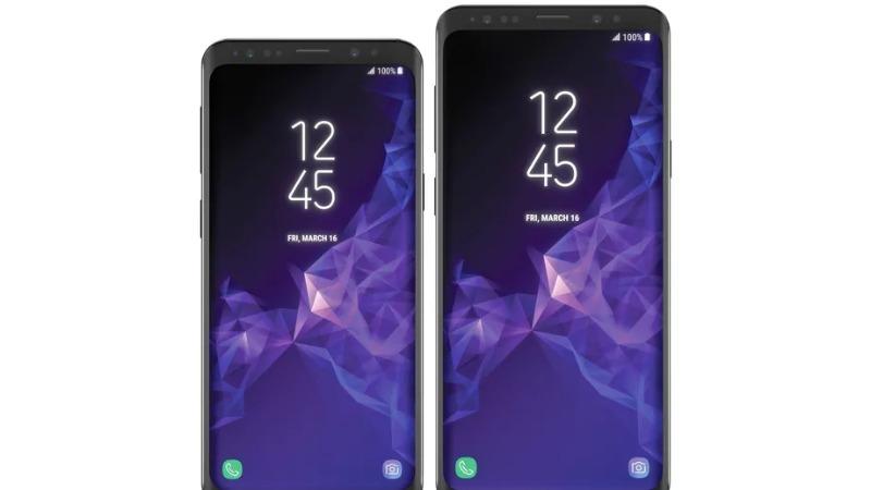Samsung Galaxa S9 leak fotke slike fotografije video
