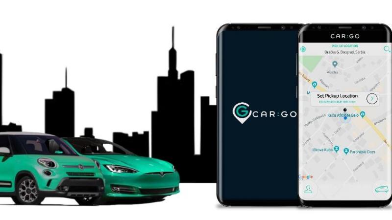 car:go cargo app prevozi žene za 8. mart besplatno