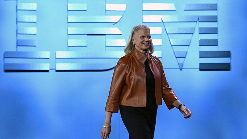 Ginni Rometty napušta IBM