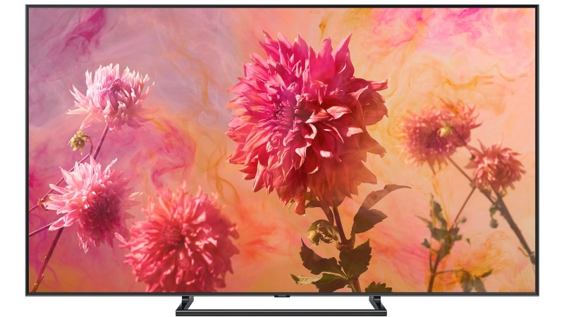 The purchase of the Samsung QLED TV offers a special guarantee