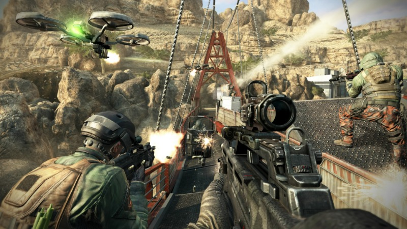 Call of Duty Black Ops II Amazon streaming