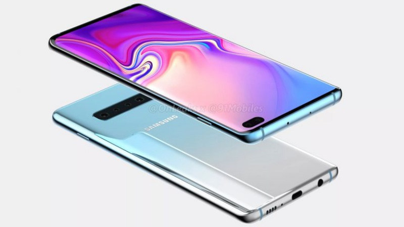 What do you currently know about Samsung Galaxy S10 and Galaxy S10 +