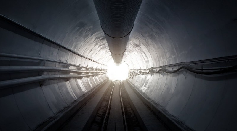 the boring company tunel