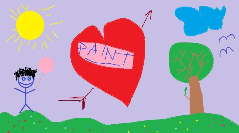 Microsoft Paint Windows 10