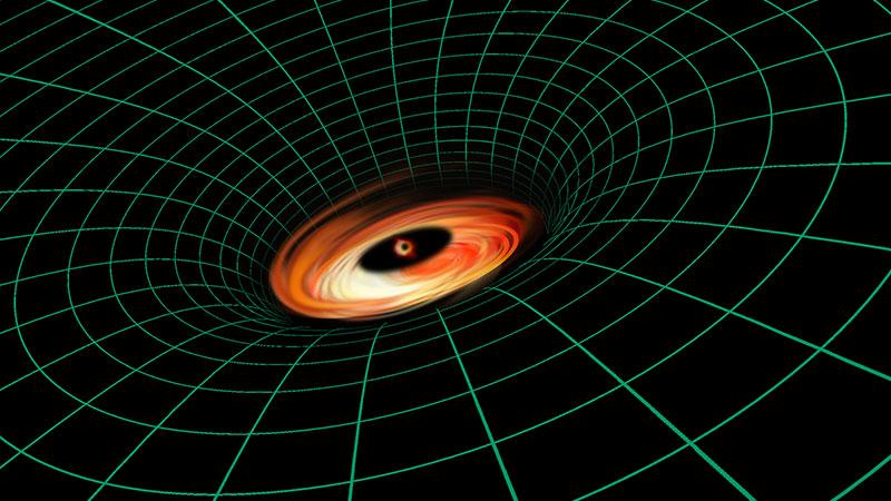 Uz pomoć Hubble teleskopa otkrivena crna rupa na neočekivanom mestu
