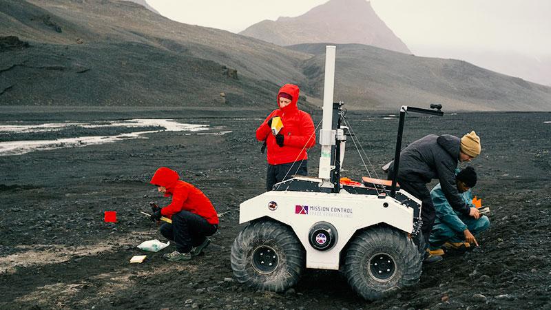Island kao simulacija Marsa: Pripreme za ekspediciju Mars 2020