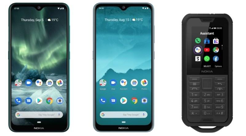 Novi nokia 7.2 6.2 telefoni