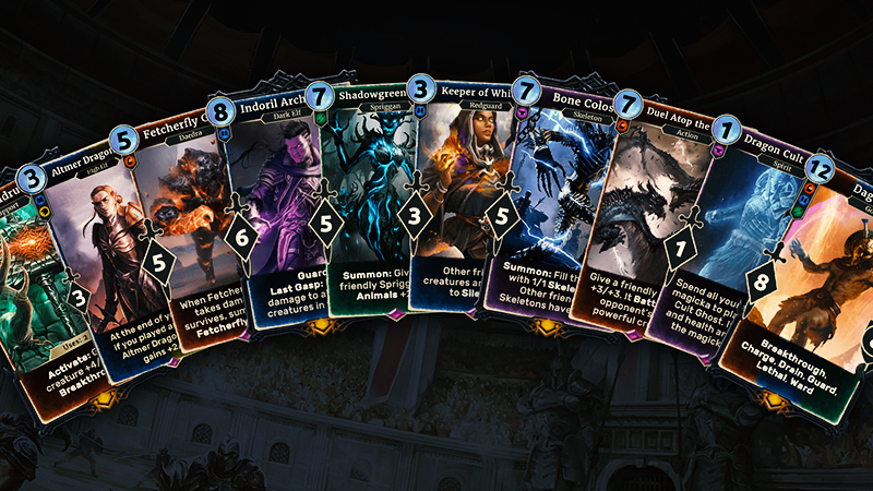 Bethesda odustaje od 'The Elder Scrolls: Legends'