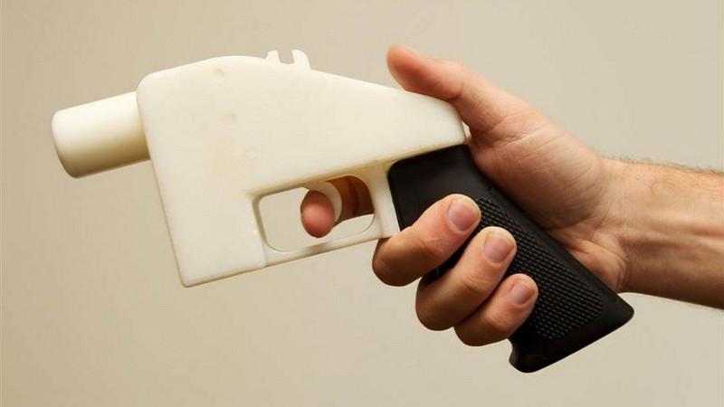 Borba za zabranu distribucije tehničkih crteža 3D štampanog oružja