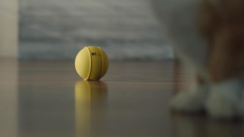 Samsung je napravio robota Ballie koji se kotrlja i upravlja vašom kućom