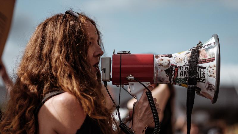 protest radnika u SAD-u