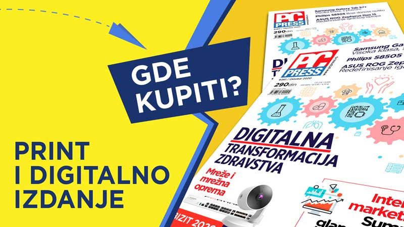PC Press - Gde kupiti