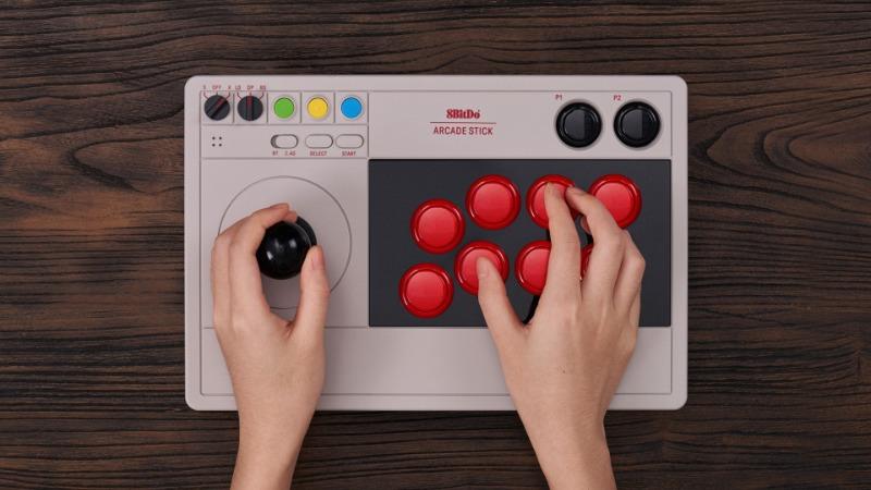 arkadni stick za nintendo switch