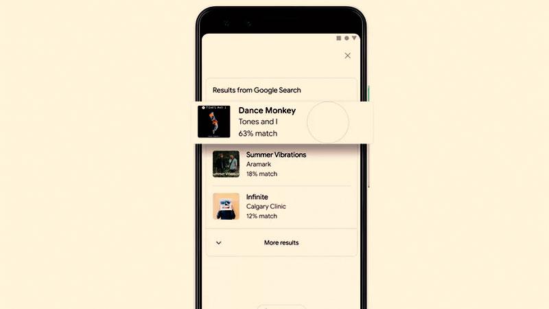 Hum to search: Nova Google opcija za otkrivanje naslova pesama