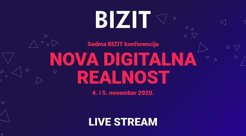 BIZIT 2020: Program konferencije o novoj digitalnoj realnosti