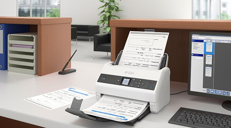 Epson: Kompletno rešenje poslovne štampe