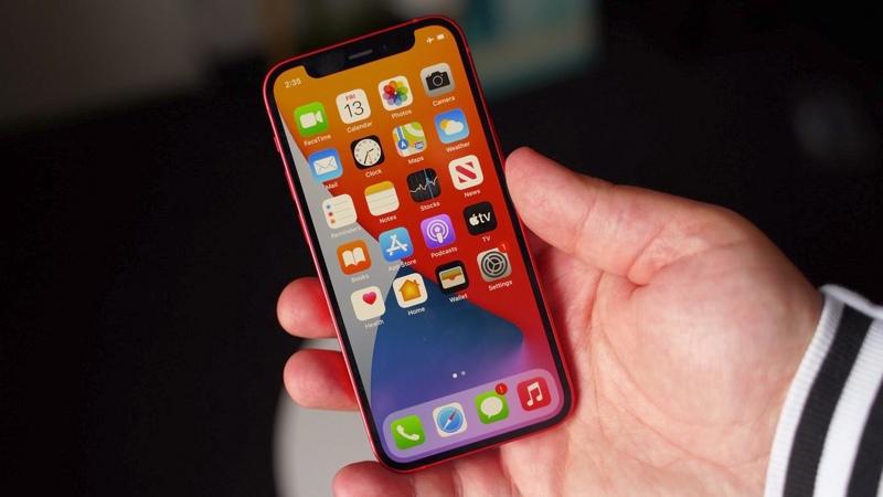 iPphone 12 mini