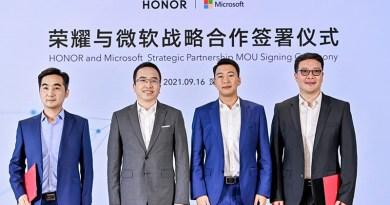 HONOR najavljuje strateško partnerstvo sa Microsoftom