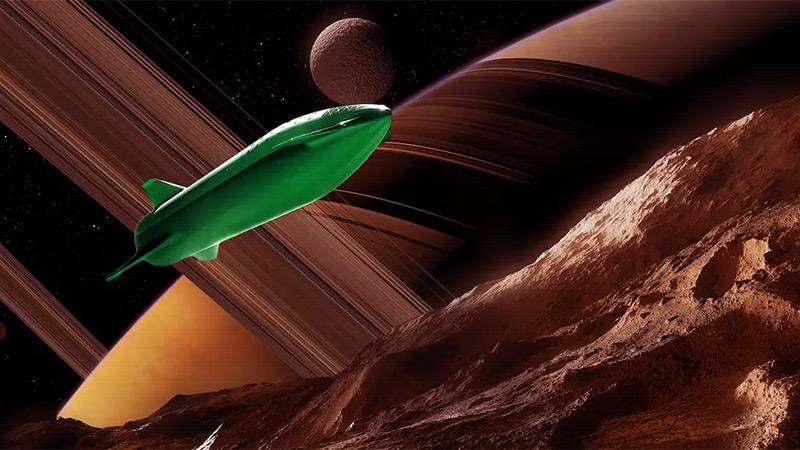 NASA predviđa naseobine na drugim nebeskim telima