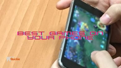 Best games on your phone