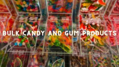 Bulk Candy and Gum