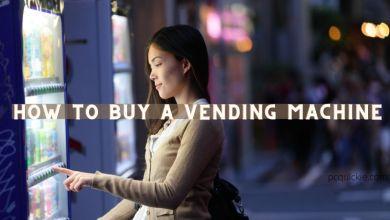 how to buy Vending Machine