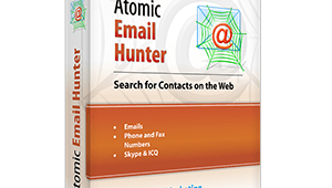 Atomic Email Hunter 15.00 Crack