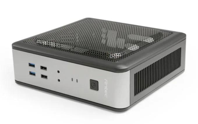 ANTEC Mini-ITXケース ISK-110 VESA-U3
