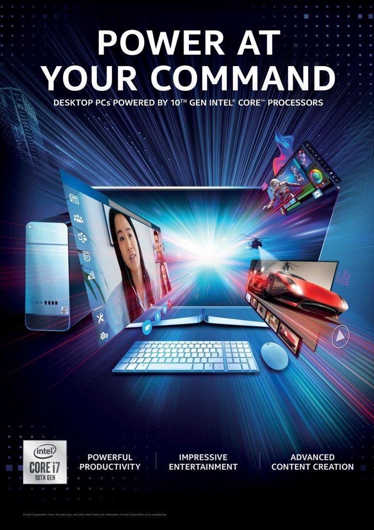 10th Gen Intel Farnham PC