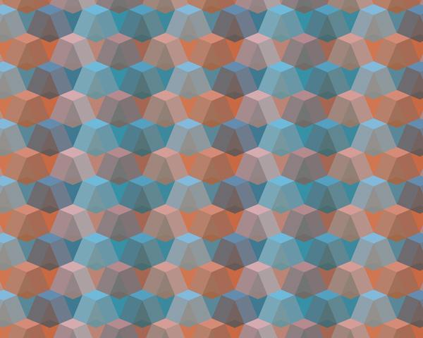 design geometry pattern in photoshop