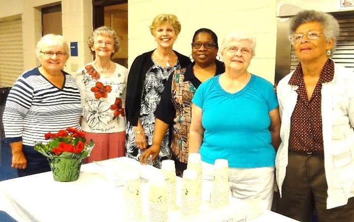 PCRTA Members volunteers serving at GED Graduation