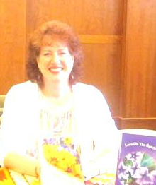 Sharon Hunter, Author