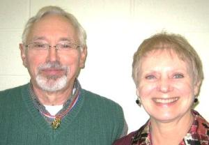 John and Sandy Kerstetter, Social Chairmen