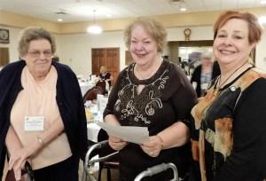 Karen Sawitke, Carol Kinney & Terri Herbert