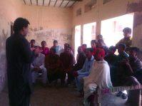 Community awareness seminars on Early Child Marriage