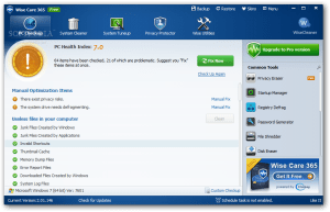 Wise Care 365 5.9.1 Build 582 Crack + Activation Code Free Download