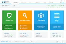 Emsisoft Anti-Malware 2021.9.0.11176 Crack + License Key