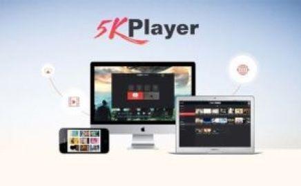 5KPlayer 5.2 Crack + Serial Key Full Premium Latest Version 2018 Download