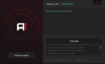 Mirillis Action! 3.3.0 Crack + Lifetime Key Download