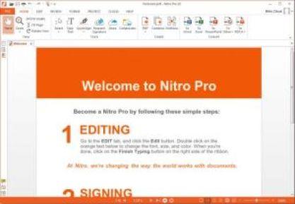 Nitro Pro 12.2.0.228 Crack + Full Premium Free Download